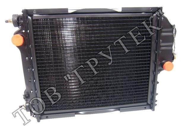 Радиатор водяного охлаждения МТЗ-80 Д-240 Д-65 ЮМЗ-6 (латунь) Россия