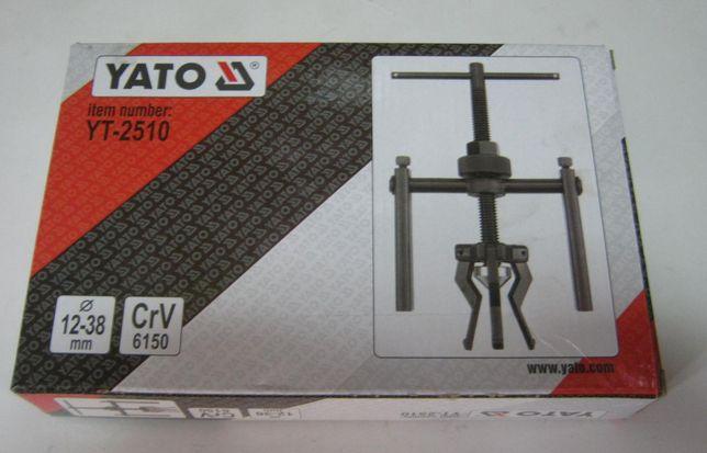 Ściągacz do łożysk wewnętrzny 12mm - 38mm YATO YT-2510