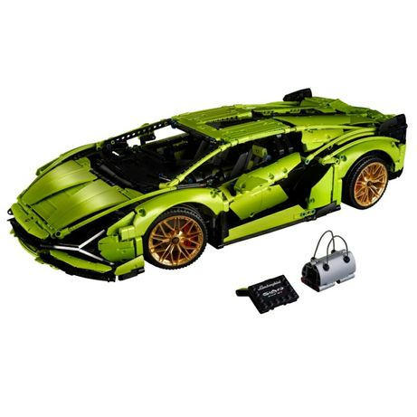 Lego Technic 42115 Lamborghini Sián FKP 37NOVO