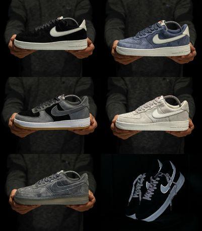 Мужские кроссовки Nike Air Force 1 Reflective 40-45 Хит Сезона! Топ