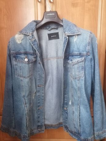 Jeansowa bluza/kurtka