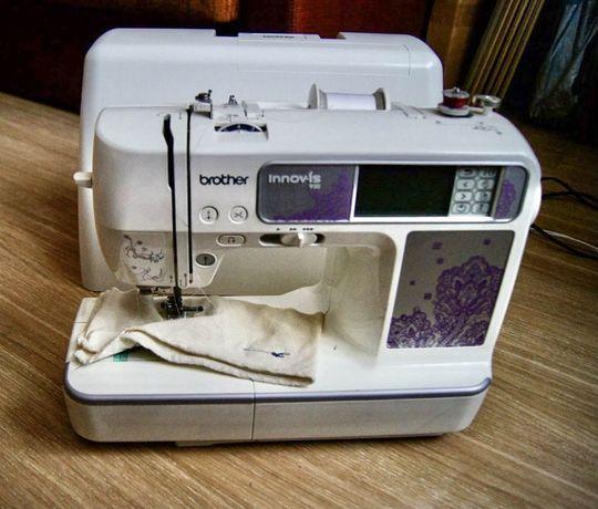 Продам швейную машинку Brother innov-is 950