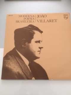 João Villaret vinil 3 discos