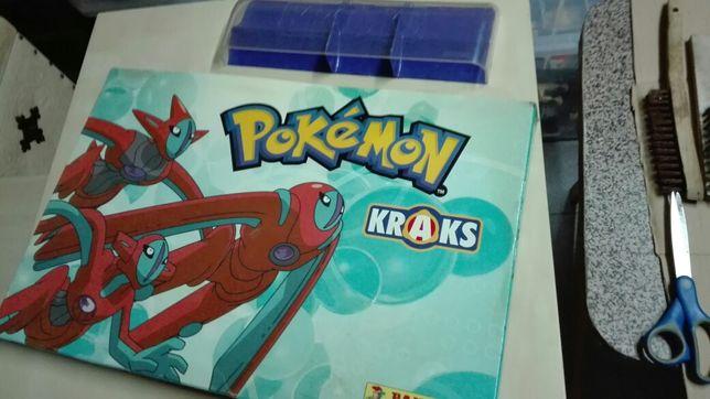 Kraks pokemon arquivador + baliza