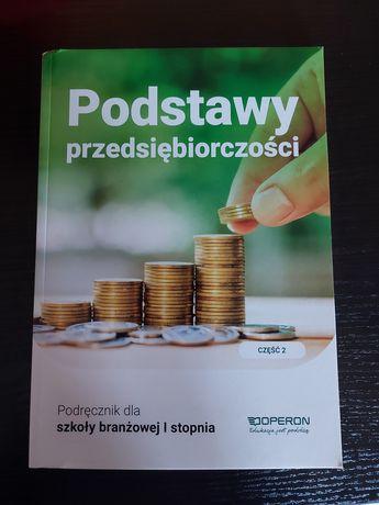 Podręcznik Podstawy przedsiębiorcości cz. 2 NOWY