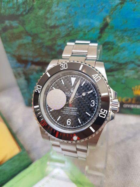 Zegarek męski Rolex Submariner karbon limitowany nowy automatyczny