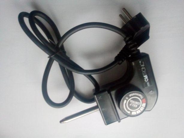 Шнур з терморегулятором для електросковорідки (марки Hendi 239506)