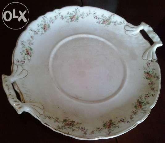 Travessa / prato com asas Vintage Sacavém