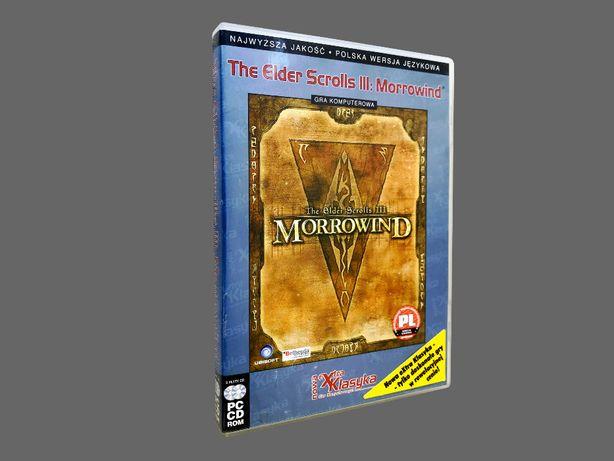 The Elder Scrolls III: Morrowind + Elder Scrolls IV: Oblivion, gra PC