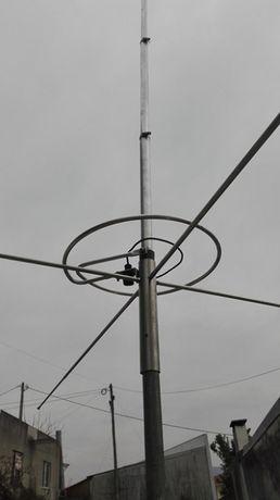 Radio cb antena cb Super Ringo c/s radiais