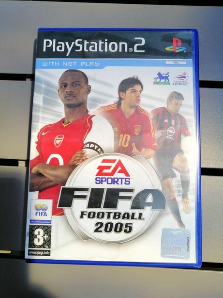 FIFA 2005 ps2