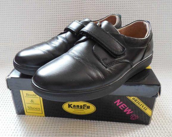 Туфлі на хлопчика KangFu 35 розмір (взували 3 рази)