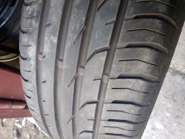 Продам ОДНО колесо 215/55 R18 Continental Premium 2