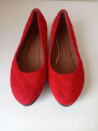 Туфли женские большой размер.