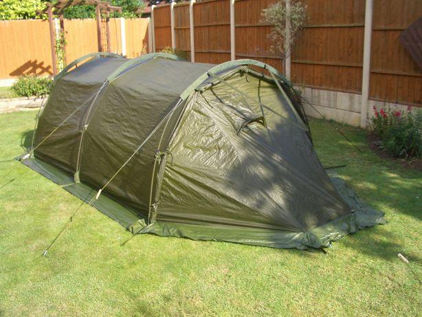 Британская армейская палатка Shelter Canvas 4 Man Arctic