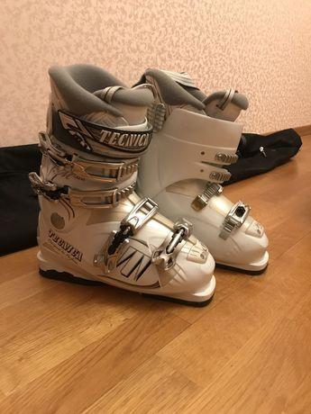 Женские горнолыжные ботинки Tecnica Alu M+ 24 см 37 размер