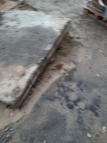 Плита бетонна 160х120х17сантиметрів