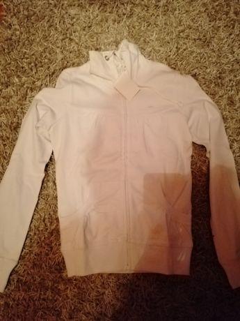 Biala bluza M