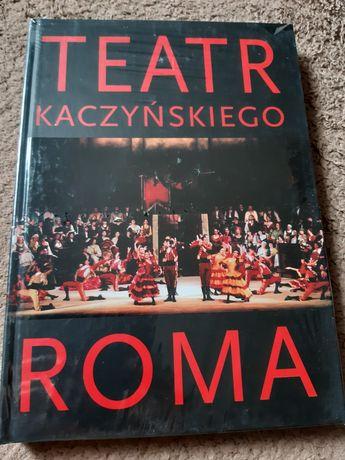 Książka Teatr Kaczyńskiego Roma, nowa w folii