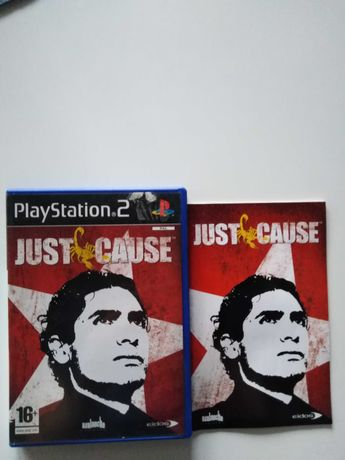 Just Cause Play Station 2