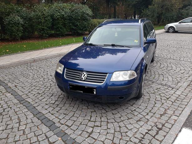 Volkswagen Passata 2001r 1,9TDI Klimatyzacja