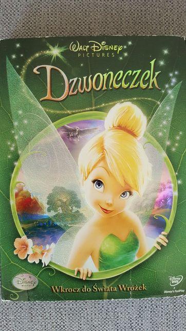 Dzwoneczek - film DVD