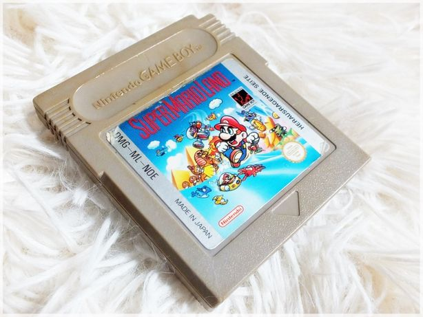 Kartridż SuperMario Land Nintendo GAME BOY DMG-01 Sprawdzony