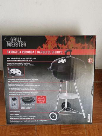 Vendo Barbecue NOVO