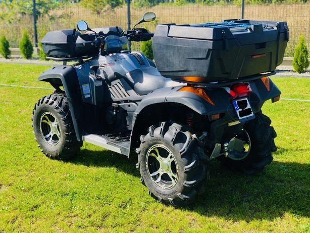 Quad ATV CF MOTO 625 Homologacja/yamaha/kawasaki/can am /