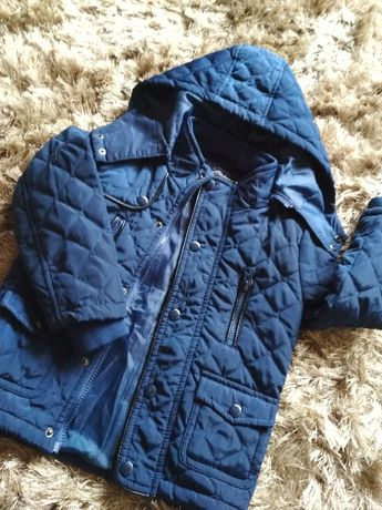 Elegancka kurtka jesień zima na 3,4 lata