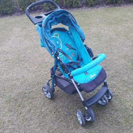 Wysyłka 1zł, Spacerówka baby design mini,wózek spacerowy,typ parasolki