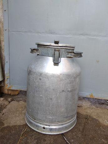 Бидон молочный 40л