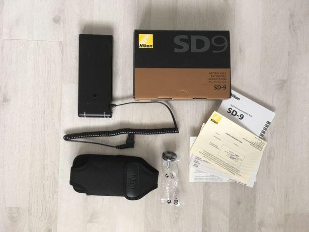 Nikon SB-9 Battery Pack SB900 SB910 SB5000
