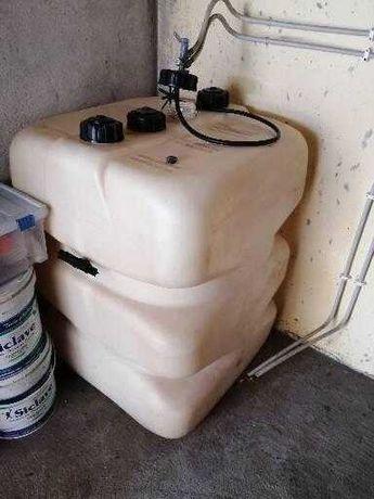 Depósito gasóleo de 1000 litros