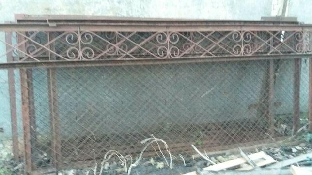 Продам забор секционый