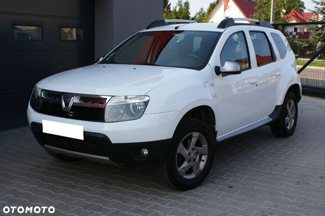 Dacia Duster Bezwypadkowy Serwisowany Stan Bardzo dobry Po Opłatach Gwarancja