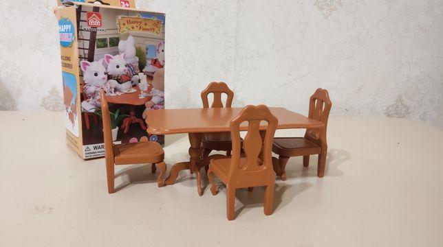 Игрушечная мебель Happy Family