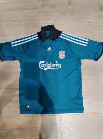 Adidas Liverpool koszulka sportowa 146 152