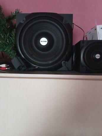 Głośniki hi-cube 2.1