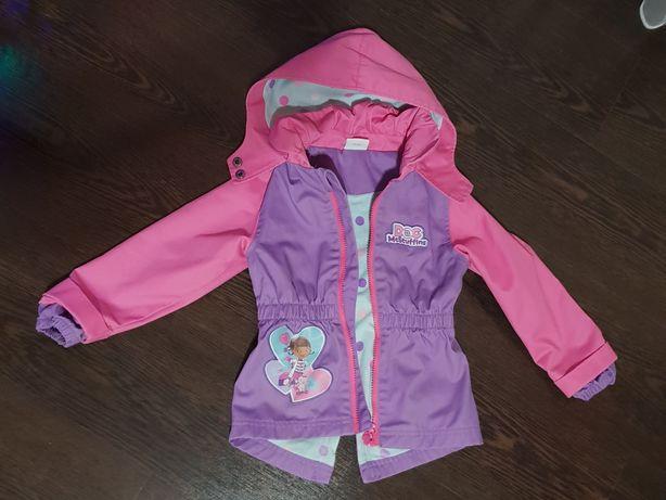 Куртка Disney оригинал. Размер 2,4 - 3,5 года zara