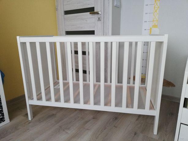 Łóżeczko Ikea Sundvik 120x60