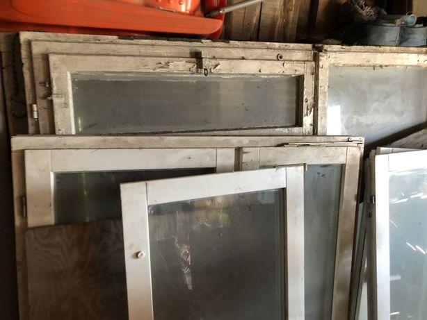 Drewniane okna dwuszybowe