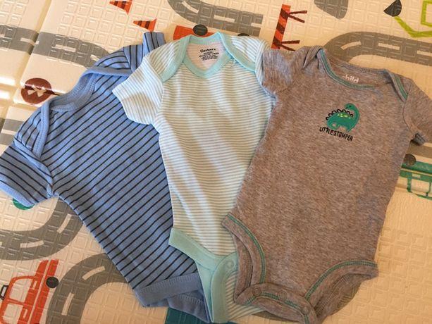 Новые бодики для новорожденного