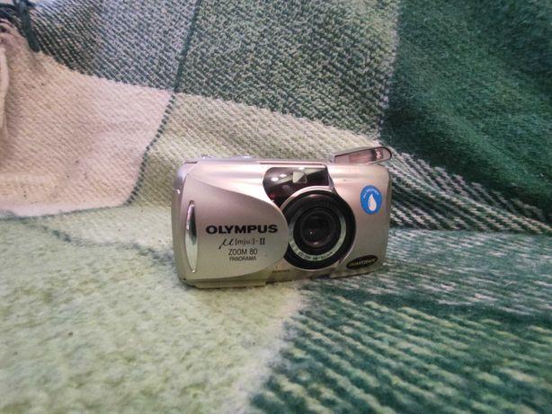 Фотоаппарат mju 2 нерабочий.