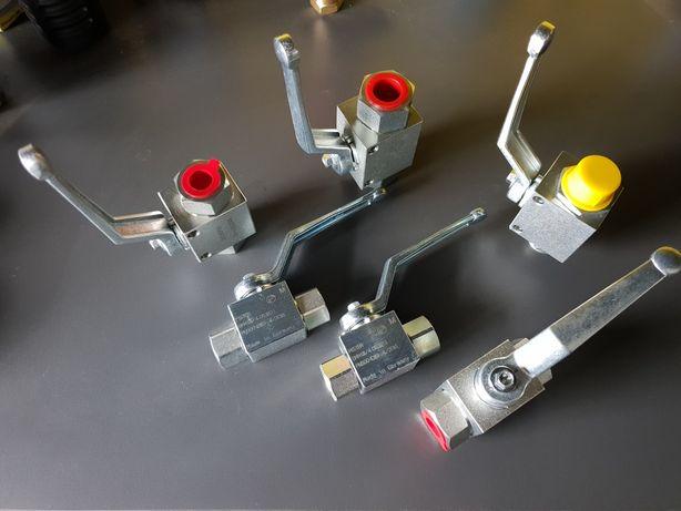 Zawór kulowy 500 BAR wysokociśnieniowy Karcher made in Germany