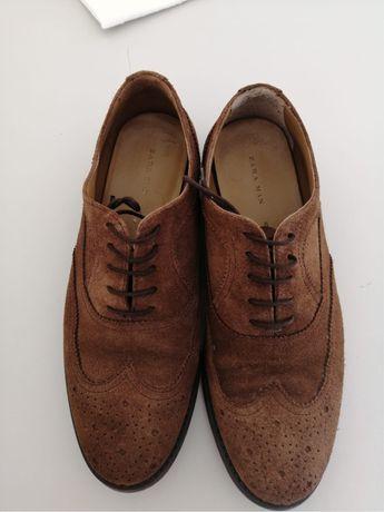 Sapatos Zara impecáveis