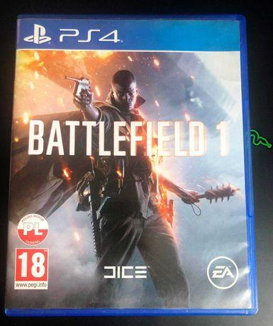 Battlefield 1 PL Dubbing Polski PS4 Nowa Pudełkowa PS4
