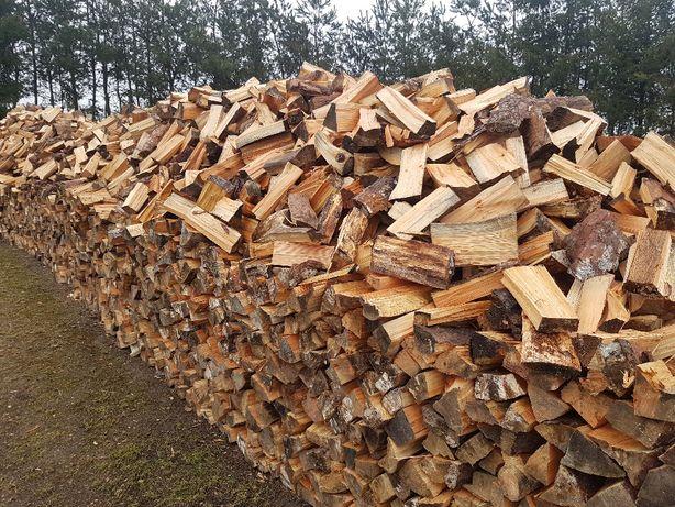 sosna sucha sezonowana,drewno opałowe,drewno kominkowe