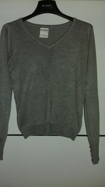 Oryginalny sweterek Pull&Bear r.38-40 L jak nowy