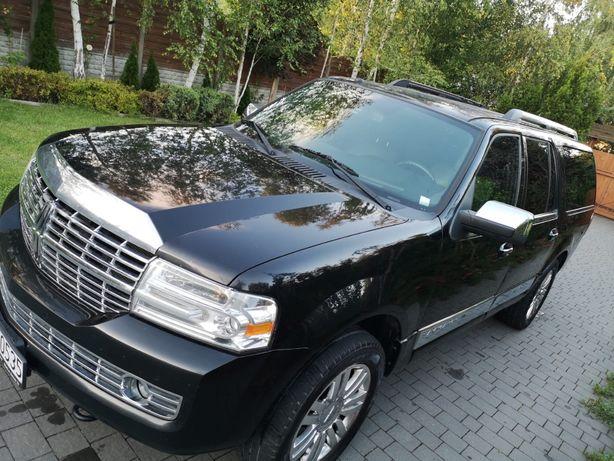 Lincoln Navigator2011,4x4,Kanada, LPG Piękny Zamiana, tez dom z bali
